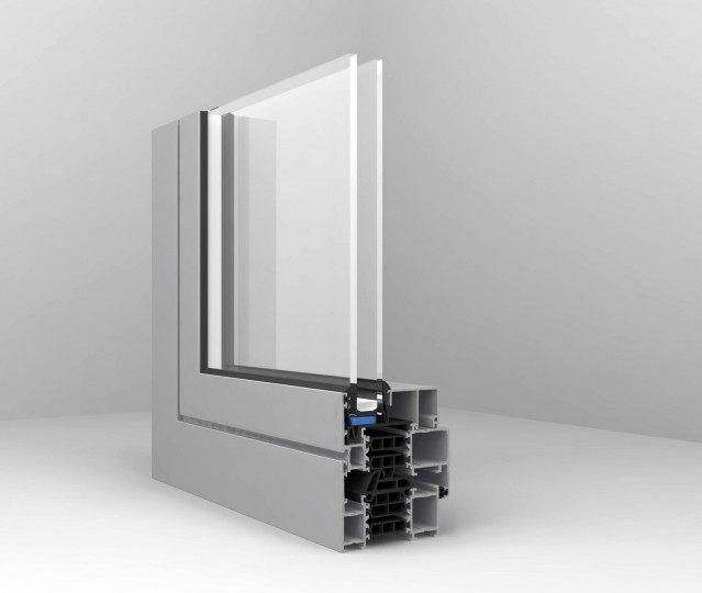 Okna i drzwi aluminium