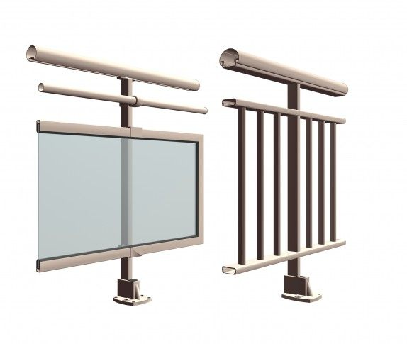 balustrady aluminiowe systemowe