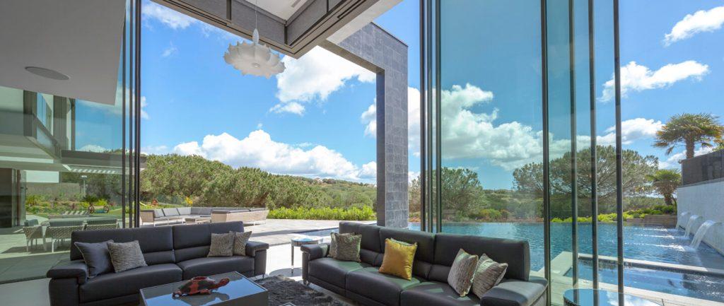 Okna aluminiowe przesuwane