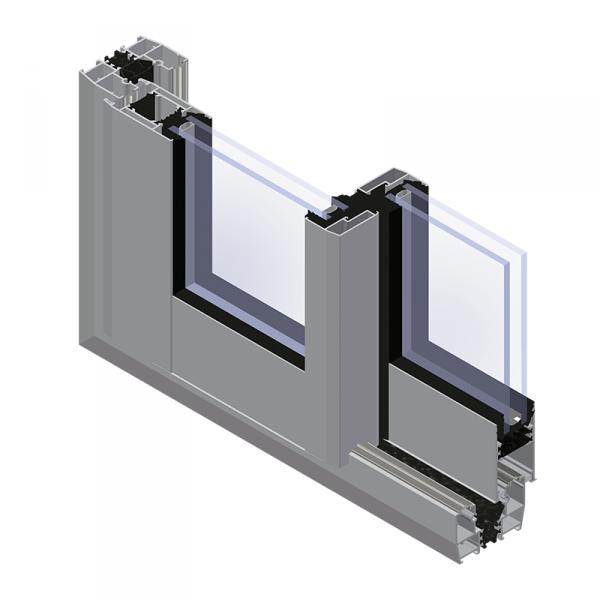 Modernslide system drzwi przesuwanych