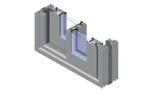 Profil aluminiowy Visoglide