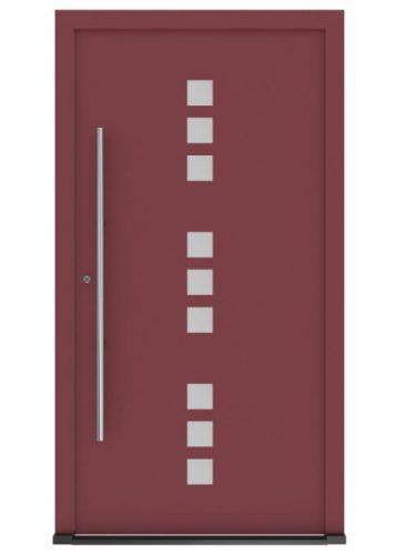 drzwi zewnętrzne aluminiowe